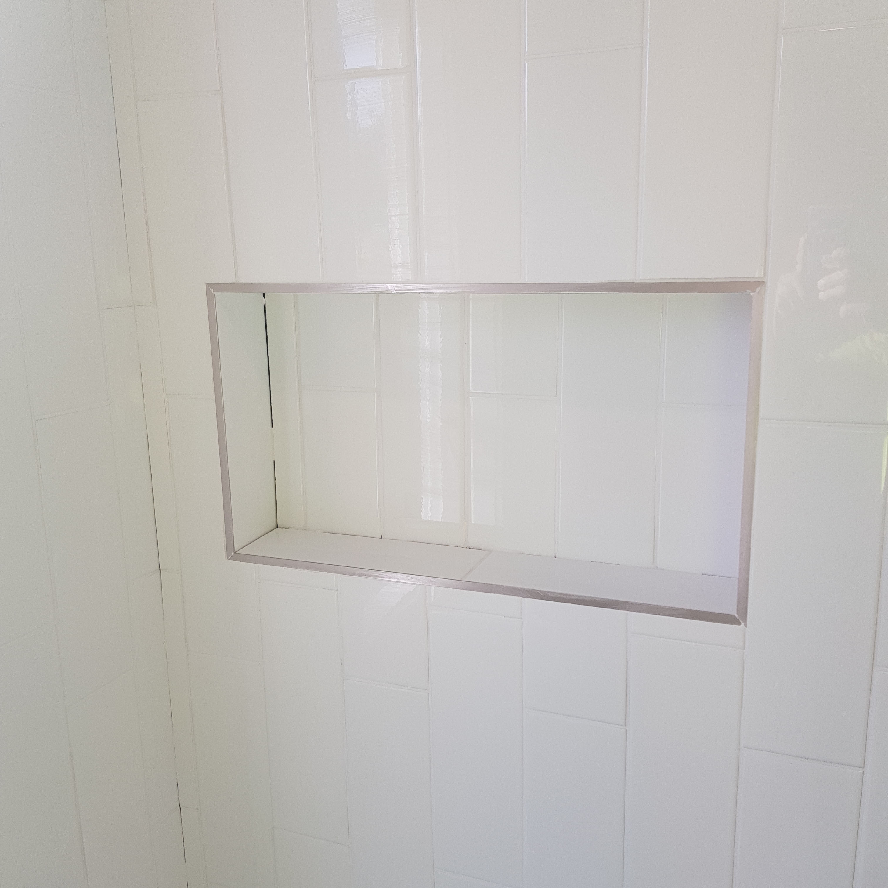 shower tiling