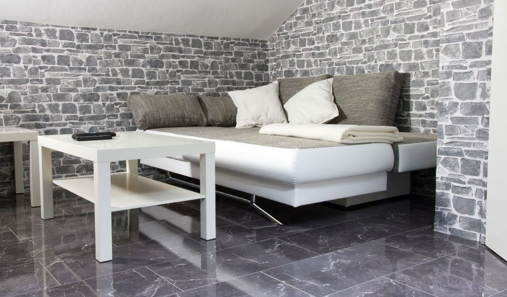 floor and wall tiling